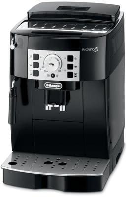 DeLonghi Magnifica S ECAM 22.110.B EEK: A Kaffeevollautomat, 1450 W, 15 bar, Stand-By-Funk