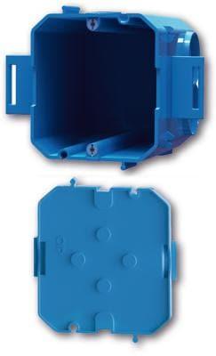 Montageset carat® flat 3-fach, carat, Busch-Jaeger 3068/31