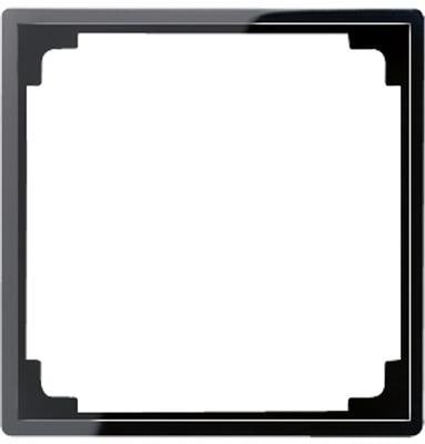 Zwischenrahmen, schwarz, A 500, A plus & A creation, Jung A590ZSW