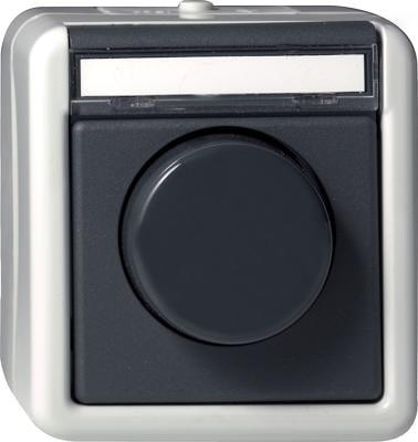 gira wassergesch tzt aufputz dimmer ip44 aufputz. Black Bedroom Furniture Sets. Home Design Ideas