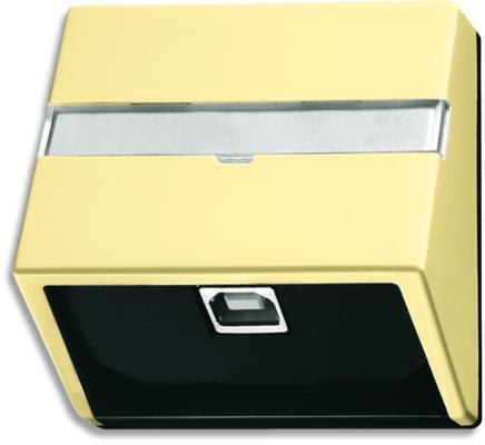 schnittstelle usb knx system sahara gelb busch jaeger 6123 usb 815 von busch jaeger premium. Black Bedroom Furniture Sets. Home Design Ideas