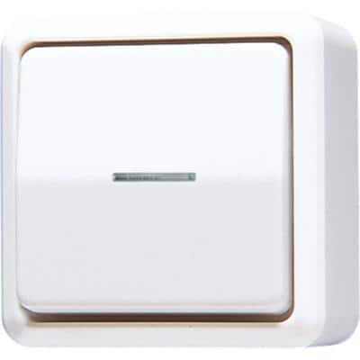 jung ap 600 schalter ap 600 jung schaltermaterial elektroinstallation baumarkt. Black Bedroom Furniture Sets. Home Design Ideas