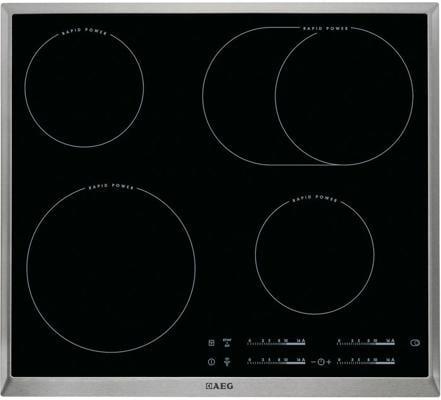 aeg hk654850xb autarkes elektro kochfeld 60 cm breit sensor tasten von aeg gro ger te bei. Black Bedroom Furniture Sets. Home Design Ideas