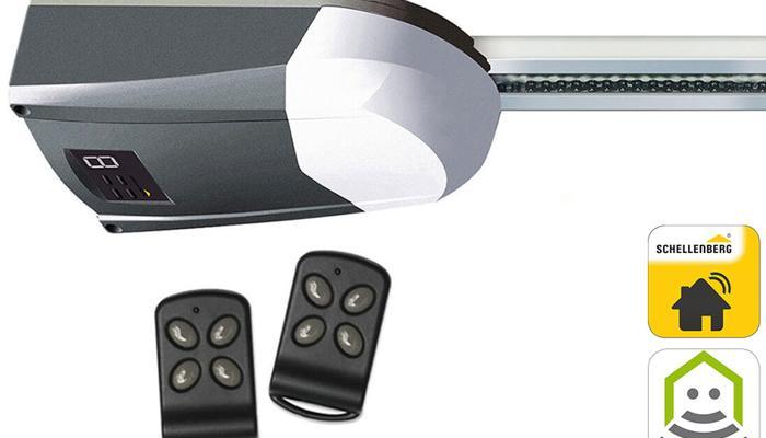 schellenberg smart home garagentorantrieb sd 14 premium 60916 von schellenberg bei elektroshop. Black Bedroom Furniture Sets. Home Design Ideas