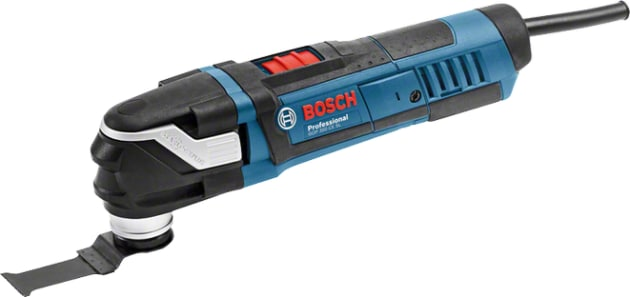 Super Bosch GOP40-30 Professional Multifunktionswerkzeug (0601231001 OX52