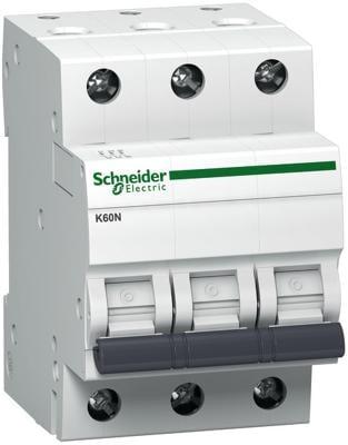 schneider electric a9k02320 leitungsschutzschalter k60n 6 ka 3 polig von schneider electric. Black Bedroom Furniture Sets. Home Design Ideas