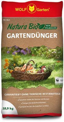 Wolf Garten Ng 189 Natura Bio Gartendünger Von Wolf Garten Bei