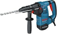 Bosch GBH3-28DFR Professional Bohrhammer (061124A000), SDS-Plus, 800 W Inkl. Handwerkerkoffer