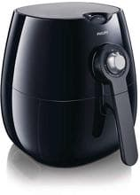 Philips HD9220/20 Viva Collection AirFryer Friteuse, schwarz