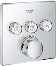 Grohe Grohtherm SmartControl Thermostat mit 3 Absperrventilen (29126000)