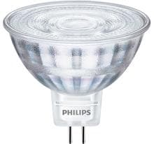 Philips CorePro ND MR16 827 36D LED-Spot (71061600), GU5,3, 3 W, warmweiß, 230 lm, 2700 K, Niedervolt-Reflektorlampe