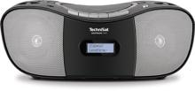 TechniSat DigitRadio 1980 DAB+ Digitalradio (0000/4988), schwarz