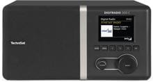 TechniSat DigitRadio 300 C  DAB+ Radio, anthrazit (0000/4992)