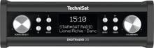 TechniSat DigitRadio 20 DAB+ Digitalradio, anthrazit (0000/4987)