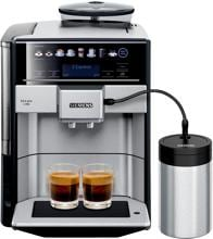 Siemens TE657M03DE EQ.6 series 700 Kaffeevollautomat, 1500W, 19bar, autoMilk Clean, Display, edelstahl