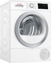 Bosch WTW87640 Serie 6 8 kg A+++ Wärmepumpentrockner, SelfCleaning Condenser, SensitiveDrying System, DirectSelect-Display
