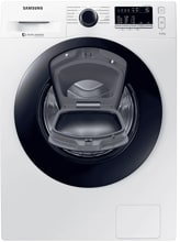 Samsung WW90K44205W/EG 9 kg A+++, Waschmaschine, 1400 U/min, AddWash, Inverter Motor, Diamond Pflegetrommel, Smart Check