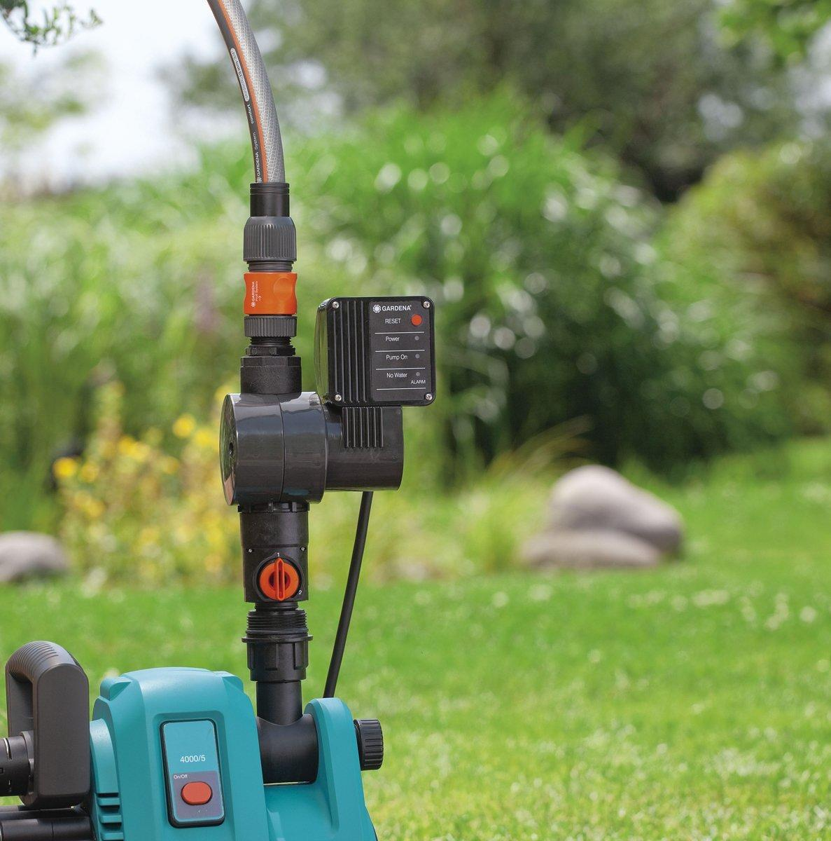 elektronischer druckschalter gardena 1739 20 mit. Black Bedroom Furniture Sets. Home Design Ideas