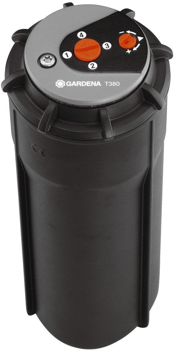 Gardena Turbinen-Versenkregner T380 Sprinklersystem Bewässerung 8205-29