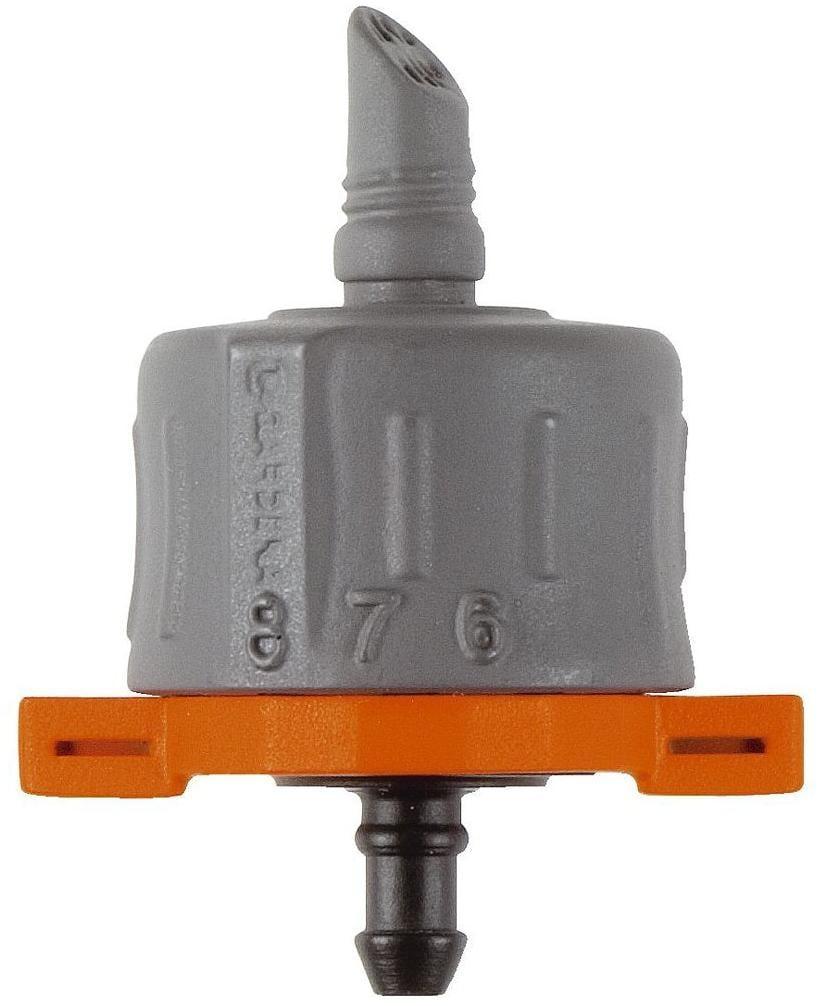 Gardena Micro-Drip-System Regulierbarer Reihentropfer 8392-20 Bewässerung Garten