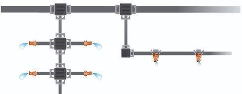 micro drip system gardena 8381 20 l st ck 4 6 mm 3 16 von gardena bei elektroshop wagner. Black Bedroom Furniture Sets. Home Design Ideas