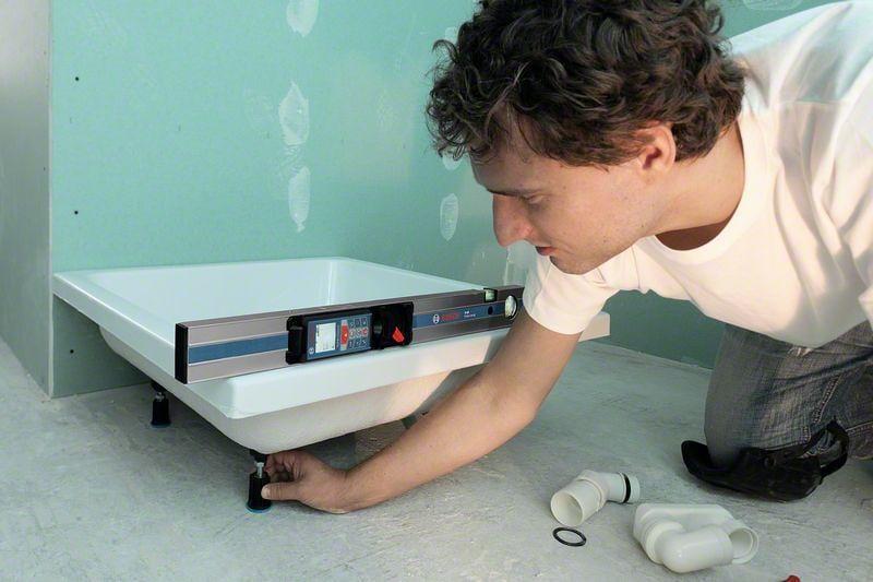 Laser Entfernungsmesser Mit Akku : Bosch glm80 professional laserentfernungsmesser 0601072300