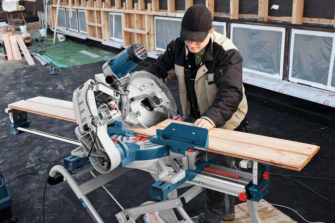 und Gehrungssäge GCM 12 GDL 0601B23600 Bosch Professional Kapp