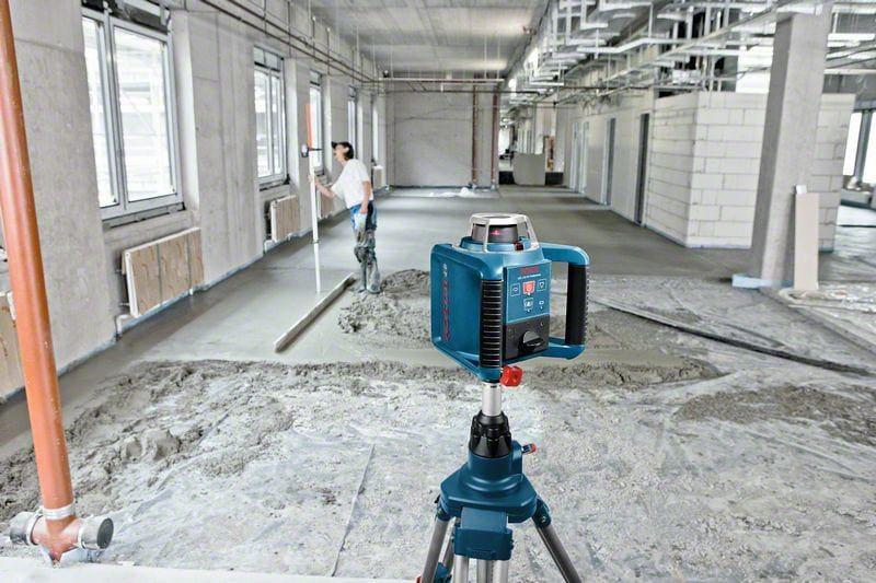 Laser Entfernungsmesser Mit Fernbedienung : Bosch grl hvg rotationslaser b arbeitsbereich m
