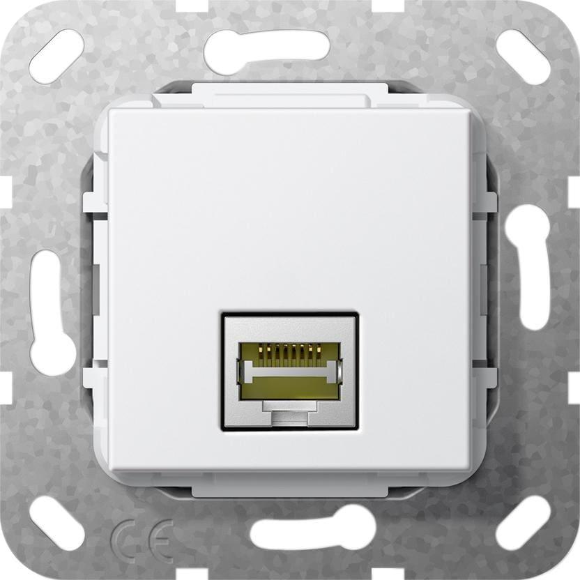 Einsatz Modular Jack RJ45 Cat. 6A 10 GB Ethernet Gira 569603