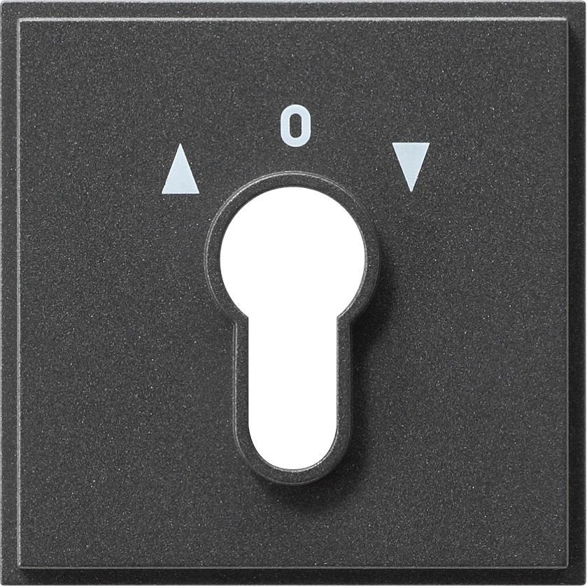 Abdeckung für Schlüsselschalter 2polig und Schlüsseltaster 1polig ...