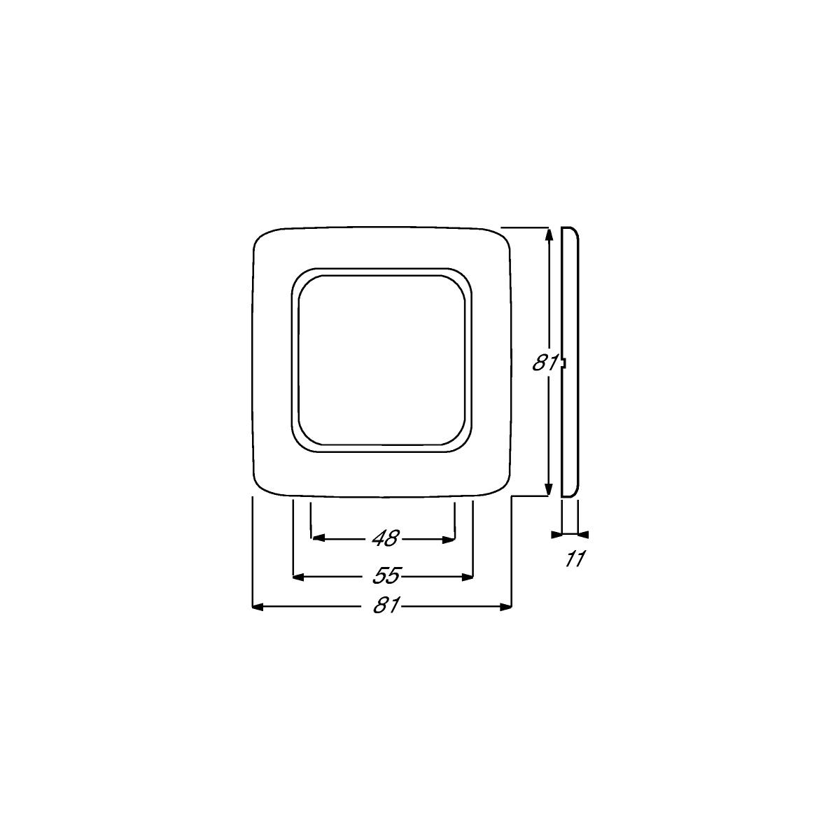 BUSCH JAEGER basaltschwarz 2-fach Rahmen senkrecht Serienschalter und Steckdose