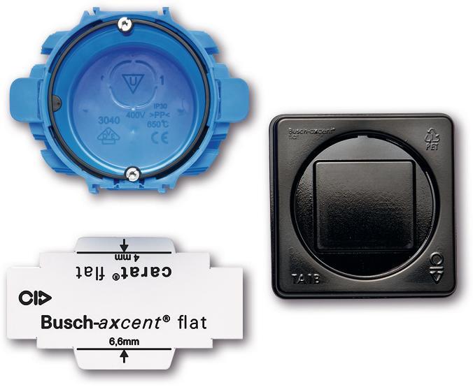 montageset carat flat 4 fach unterputz carat busch jaeger 3048 41 von busch jaeger bei. Black Bedroom Furniture Sets. Home Design Ideas