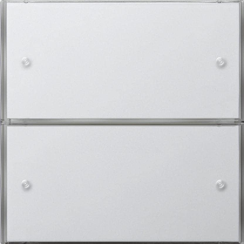 tastsensor 3 komfort 2fach system fl chenschalter reinwei gl nzend gira 2032 112 von gira. Black Bedroom Furniture Sets. Home Design Ideas