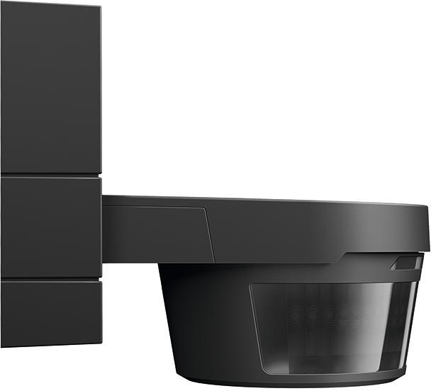 busch w chter 220 masterline anthrazit busch jaeger 6847. Black Bedroom Furniture Sets. Home Design Ideas