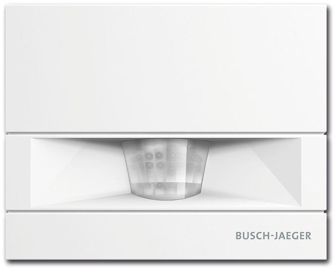 busch w chter 110 masterline wei busch jaeger 6855 agm. Black Bedroom Furniture Sets. Home Design Ideas