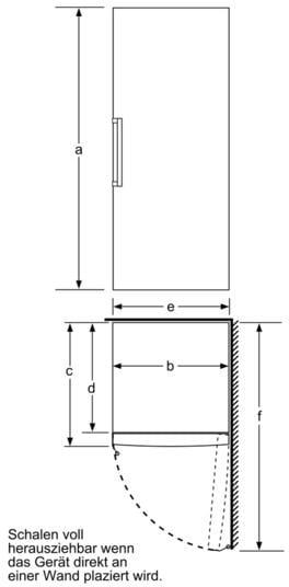siemens gs58naw41 a stand gefrierschrank wei 70cm breit nofrost supergefrieren von. Black Bedroom Furniture Sets. Home Design Ideas