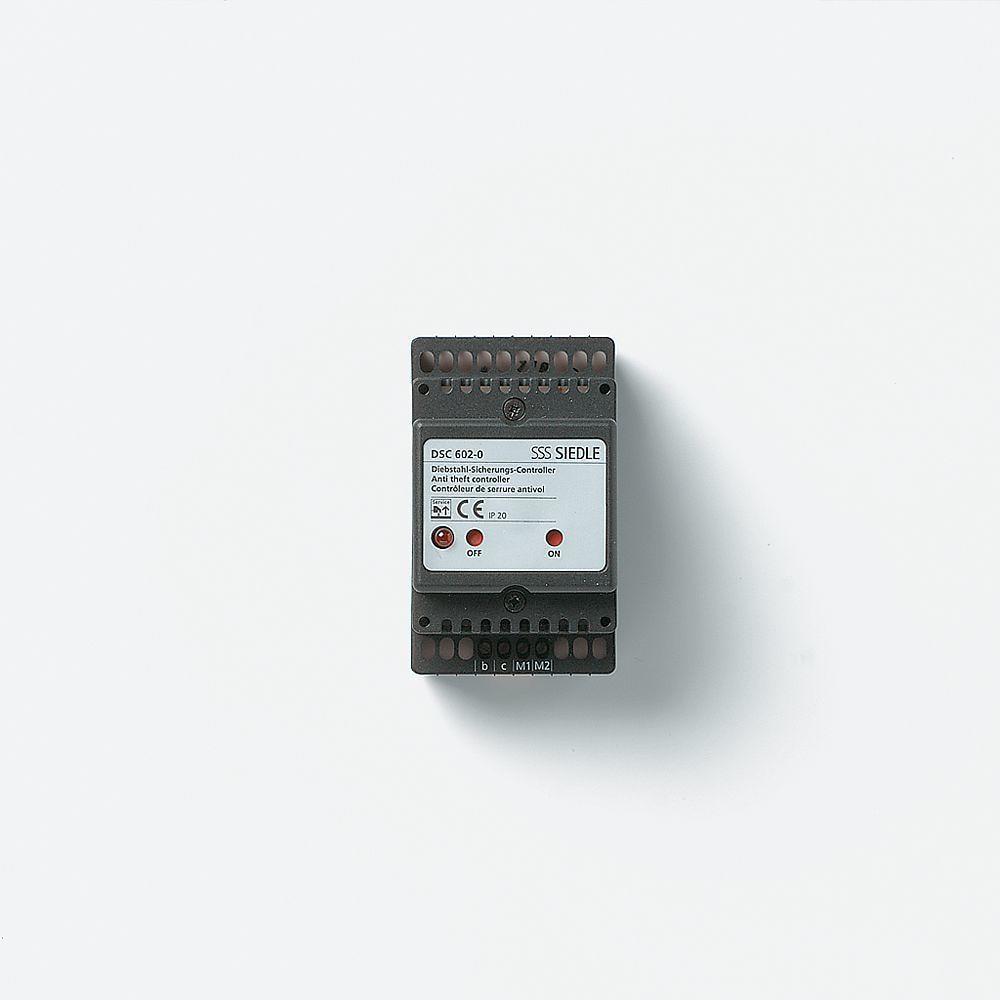 diebstahlschutz controller schwarz siedle vario dsc 602 0. Black Bedroom Furniture Sets. Home Design Ideas