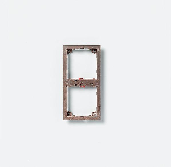 montagerahmen messing siedle mr611 2 1 0 von siedle bei. Black Bedroom Furniture Sets. Home Design Ideas