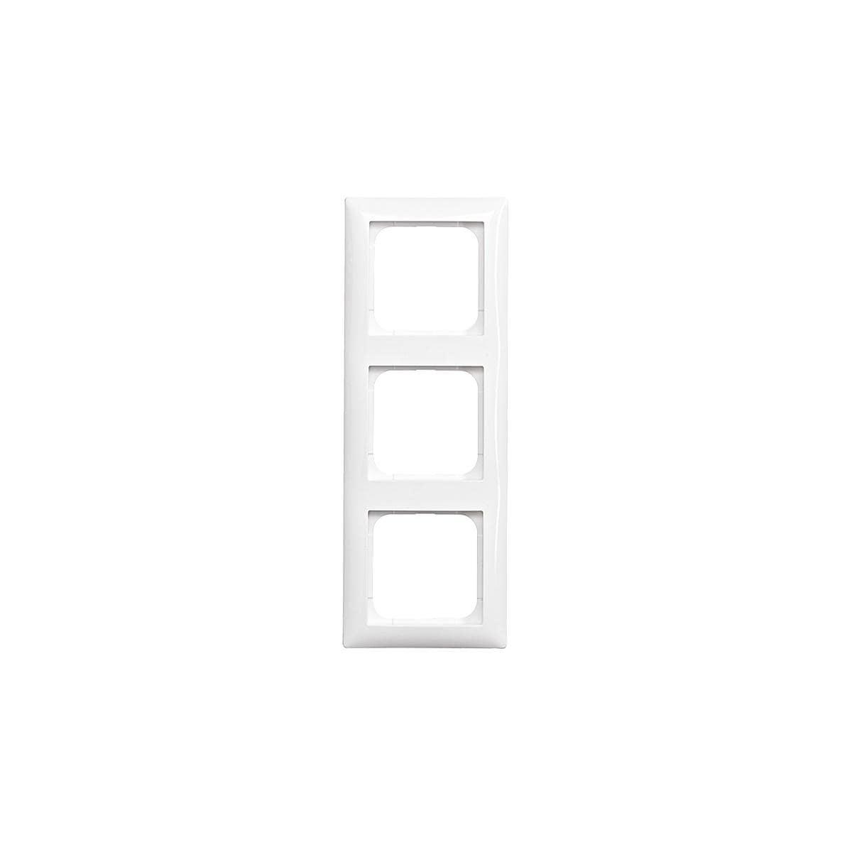 busch jaeger 1723 914 abdeckrahmen 3 fach busch balance si alpinwei von busch jaeger a. Black Bedroom Furniture Sets. Home Design Ideas