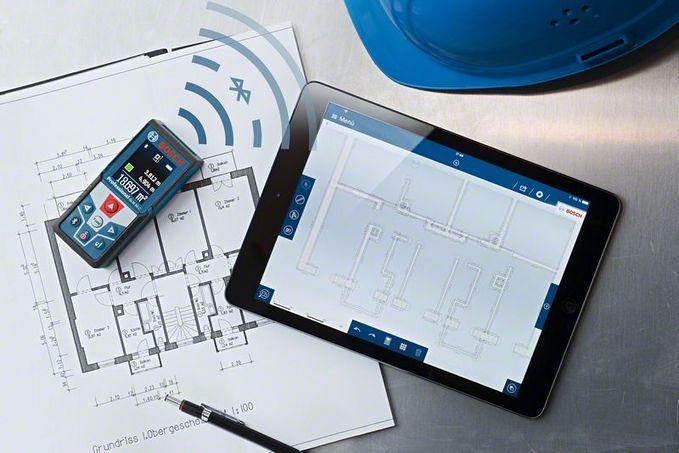Iphone 8 Entfernungsmesser : Bosch glm c professional laser entfernungsmesser