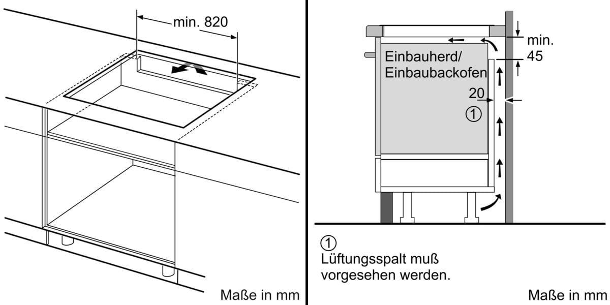 Neff Tpt 5960 X T59pt60x0 Autarkes Induktions Kochfeld