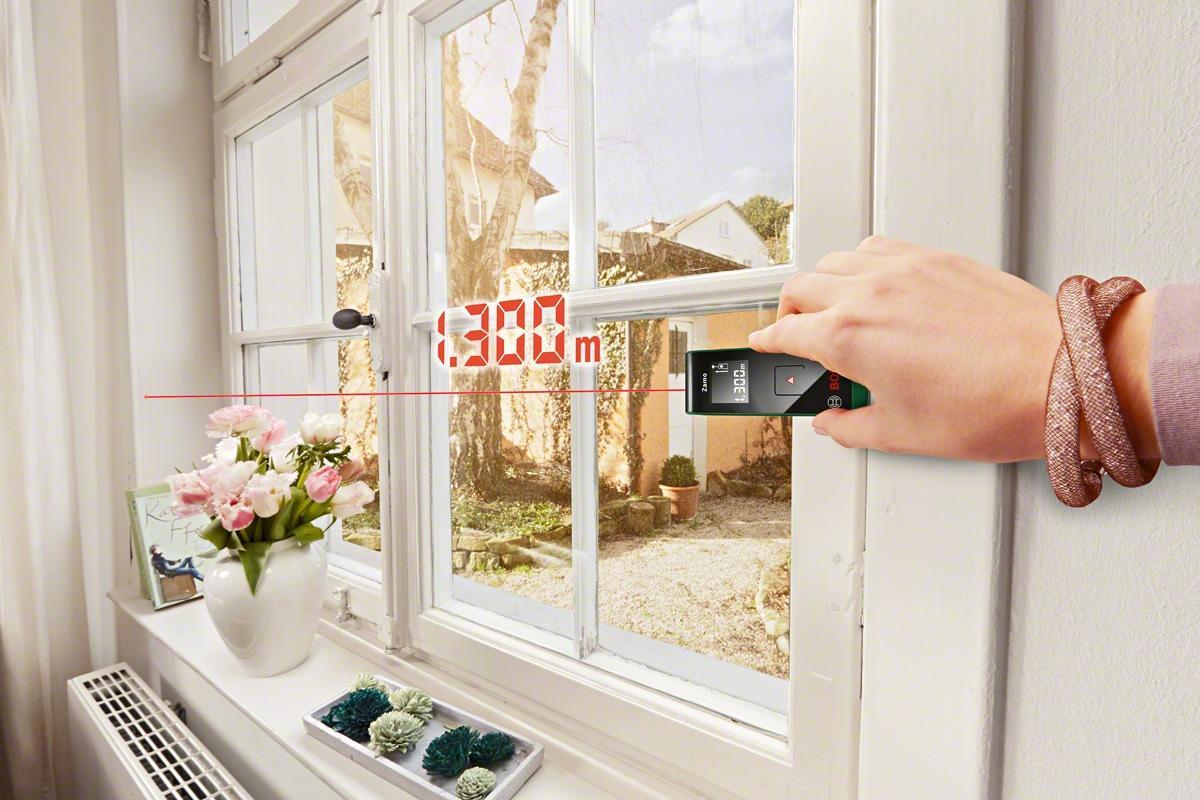 Digitaler Entfernungsmesser Zamo 2 : Bosch zamo ii laser entfernungsmesser arbeitsbereich