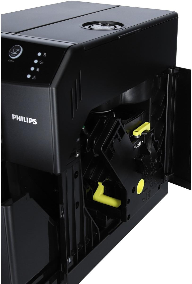 philips hd8829 01 3000 serie 15 bar kaffeevollautomat schwarz keramikmahlwerk von philips bei. Black Bedroom Furniture Sets. Home Design Ideas