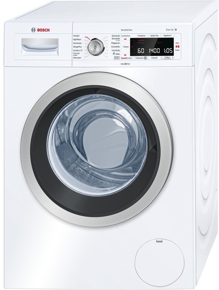 Bosch WAW32541 8 kg A+++ Waschmaschine, 1600 Umin  ~ Waschmaschine Gewicht