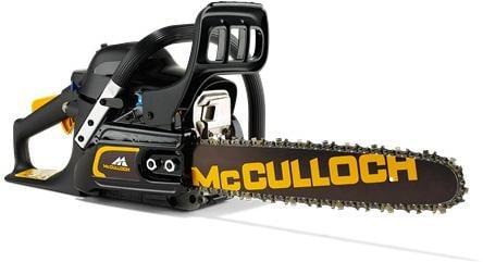 Mcculloch cs 35s benzin kettensäge 96 76.247.14 schwertlänge 35