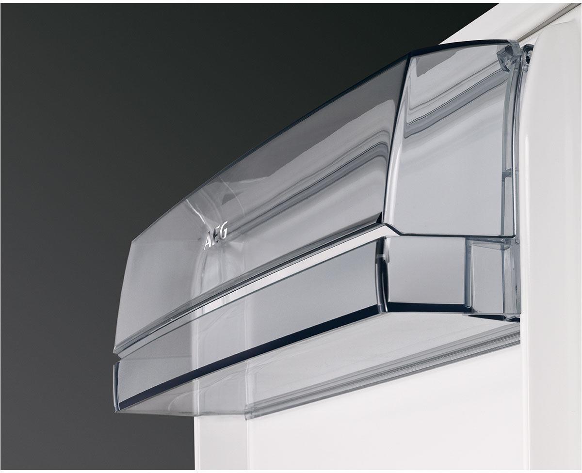 Aeg Integrierbare Kühlschränke : Aeg skb as a einbau kühlschrank er nische schlepptür