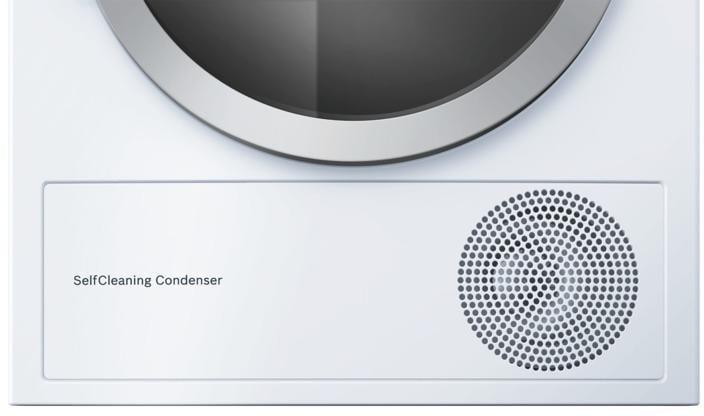 Bosch wtw8756a 8 kg a wärmepumpentrockner selfcleaning condenser