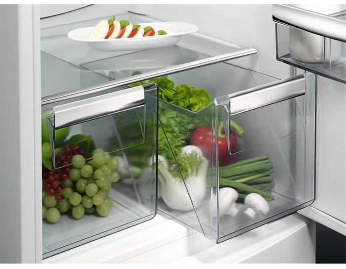 Aeg Kühlschrank Gefrierkombination Einbau : Aeg scb ls a kühl gefrierkombination cm breit lowfrost