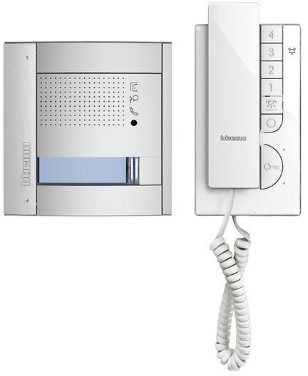 Pro Familien Haus bticino 361111 pro audio set 1 familien haus bticino