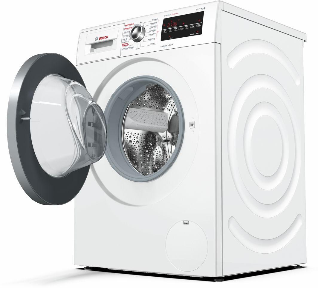 bosch wvg30443 eek a 7 kg waschtrockner ecosilence drive allergieplus hygienecare von bosch. Black Bedroom Furniture Sets. Home Design Ideas